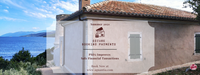 Secure booking payments